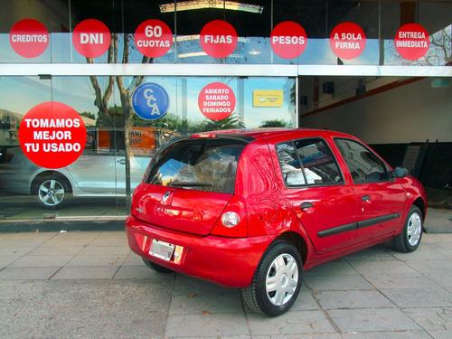 renault clio campus 1.2n  5p 2012 rpm moviles