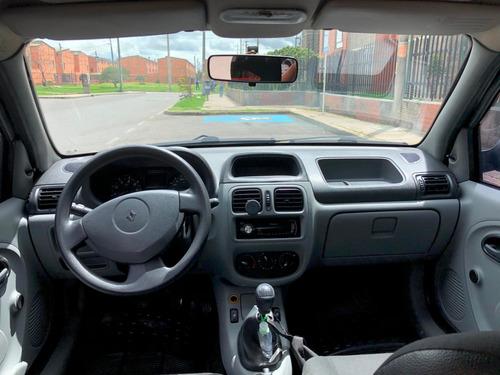 renault clio campus motor 1.2 2015 negro 5 puertas