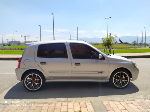 renault clio dinamique rs mt