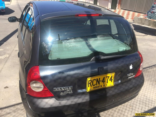 renault clio expression 1.6 at aa