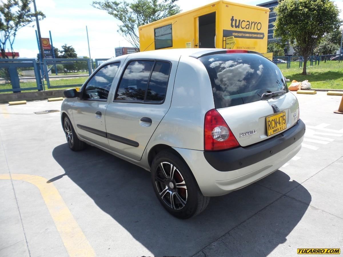 Tu Carro Com >> Renault Clio Expression At 1600cc