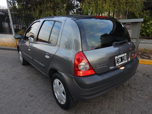 renault clio f2 2005 authentique 1.2 nafta aire y direccion