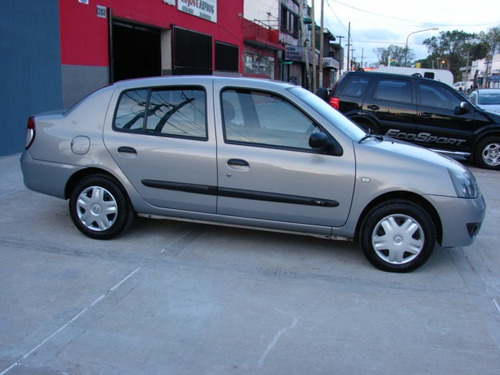 renault clio ii 1.2 tricuerpo pack año 2007 impecable!!
