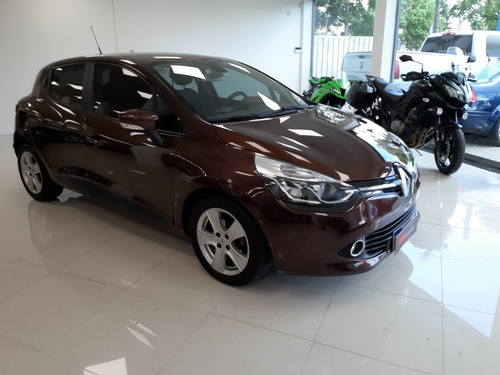 renault clio iv impecable estado!!!!! ((gl motors))