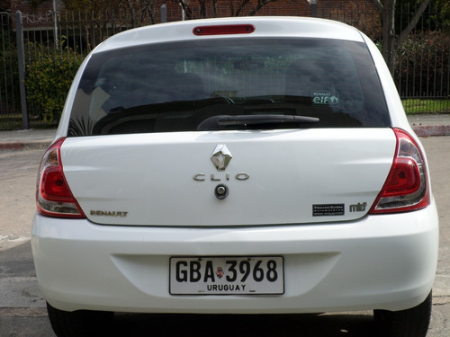renault clio lac expression 2013