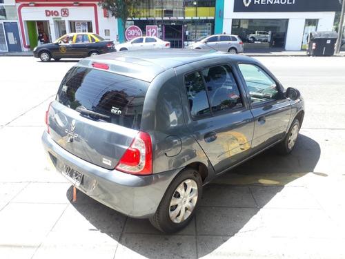 renault clio mio confort 1.2 2014 ernesto automotores financ