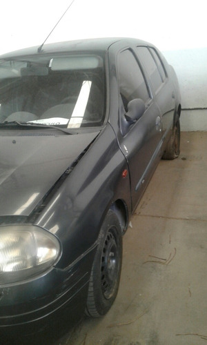 renault clio rn diesel 4 puertas 2002
