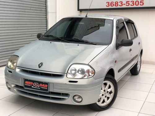 renault clio rt 1.0 16v, dil1165