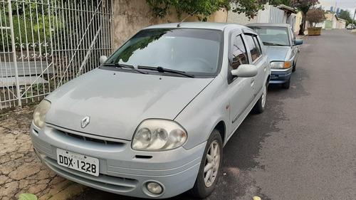 renault clio sedan 1.0 16v rt 4p 2003
