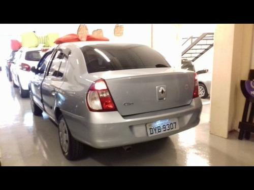 renault clio sedan 1.0 expr 16v 2007
