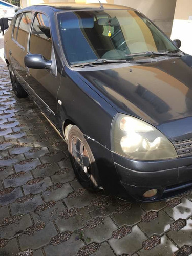 renault clio sedan 1.6 16v privilège 4p 2004