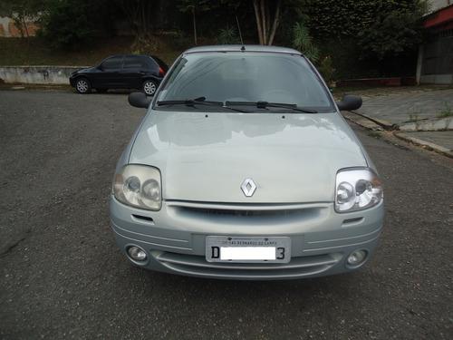 renault clio sedan rt 1.0 4p 2002/02