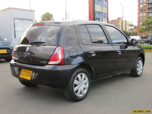 renault clio style mt 1200cc aa ab abs