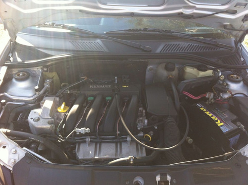 renault clio tric luxe 1.6