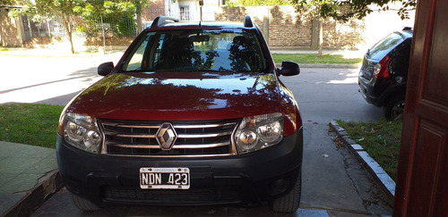 renault dafter 1.6 año 2013 inpecable titular directo al dia