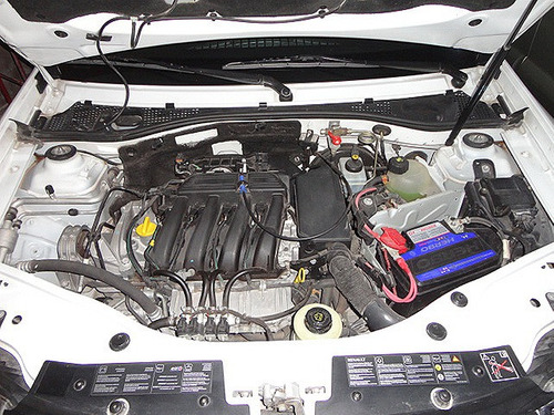 renault duster 1.6 4x2 c plus abs 110cv