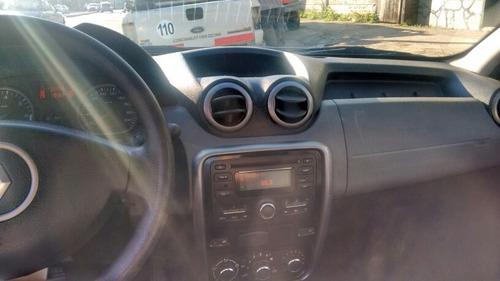 renault duster 1.6 4x2 confort plus 110cv 2013