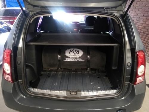 renault duster 1.6 4x2 confort plus abs 110cv 2013 gnc 5ta