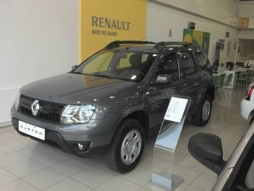 renault duster 1.6 4x2 dynamique año 2018 (ma)
