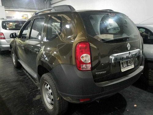 renault duster 1.6 4x2 expression 2012 bien conservada (ap)
