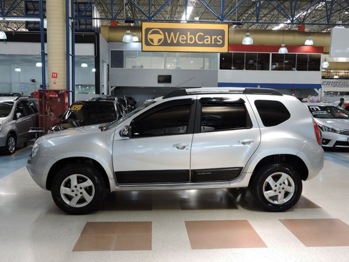 renault duster 1.6 dynamique 16v - manual 2015