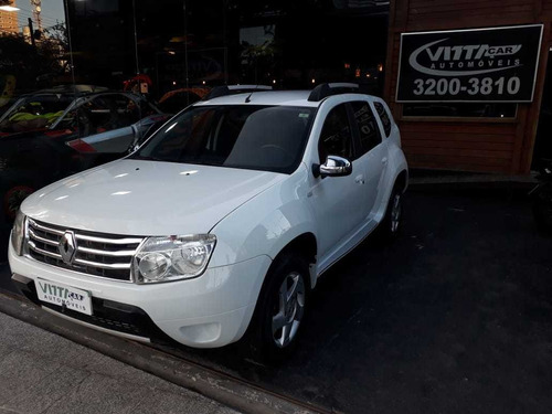 renault duster 1.6 dynamique 4x2 16v. flex manual.2014/2015