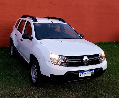 renault duster 1.6 ph2 4x2 expression 110cv 2017