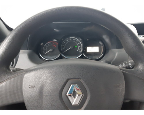 renault duster 1.6 ph2 4x2 expression 110cv gris