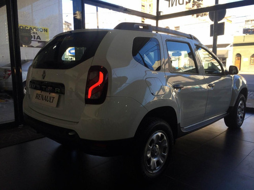 renault duster 1.6 ph2 4x2 expression anticipo y cuotas!!