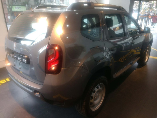 renault duster 1.6 ph2 4x2 expression stock contado 2018  ml
