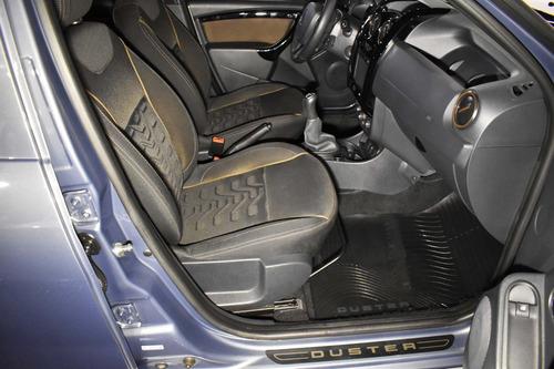 renault duster 1.6 ph2 4x2 privilege 110cv 2016 rpm show