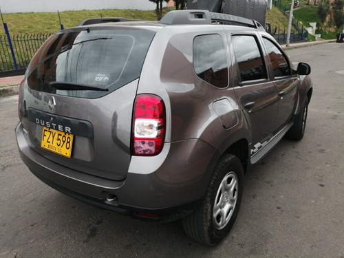 renault duster 1.6 sport frenos abs