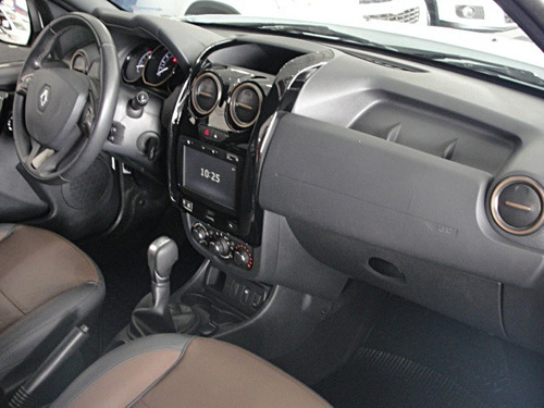 renault duster 2.0 16v dynamique aut. 2017 nova