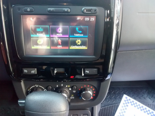 renault duster 2.0 16v dynamique hi-flex aut. 5p  garamtia