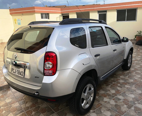 renault duster 2.0 2014