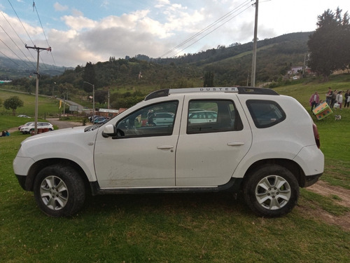 renault duster 2.0 2017 mecánica. 7 cambios
