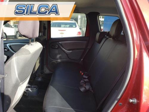 renault duster 2.0 4x2 2015 rojo 5 puertas