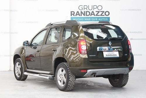 renault duster 2.0 4x2 luxe 2013 168614km kiara la plata 796