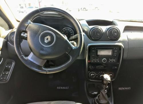 renault duster 2.0 4x2 privilege año 2012