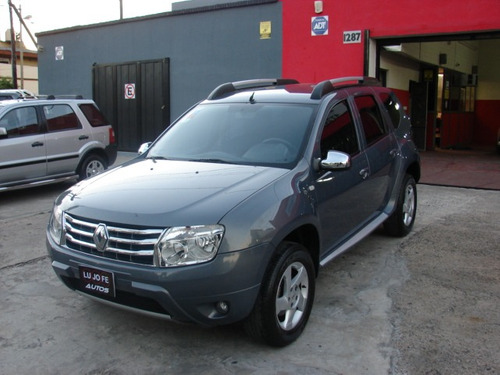 renault duster 2.0 4x2 privilege año 2012 impecable!!