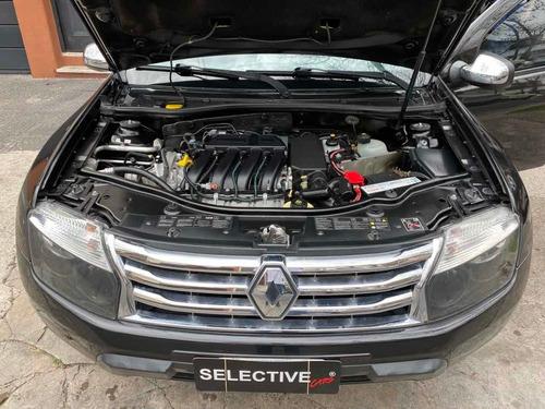 renault duster 2.0 4x4 luxe nav 138cv año 2013 97000 km