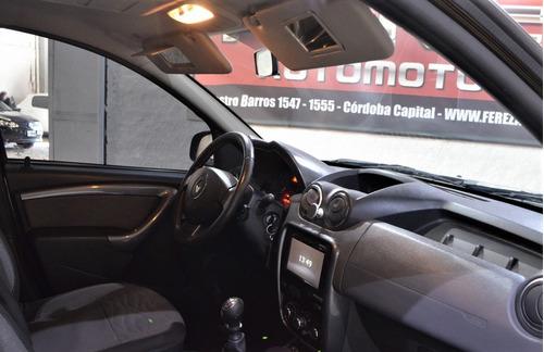 renault duster 2.0 4x4 nafta verde 2013 nav