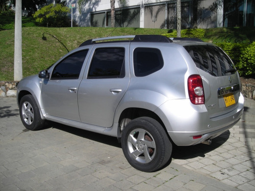 renault duster 2.0 dynamique 2015 secuencial 4x2