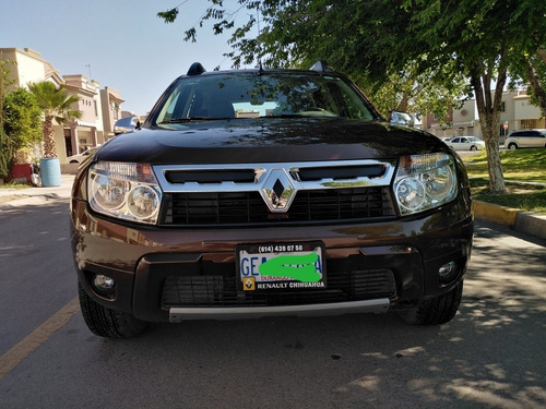 renault duster 2.0 dynamique pack at 2014