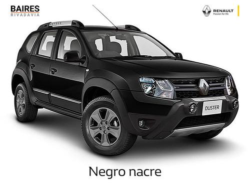 renault duster 2.0 ph2 4x2 privilege negro 0km 2020 contado