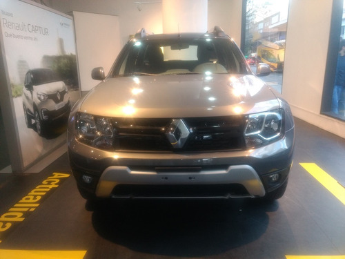 renault duster 2.0 ph2 4x2 privilege okm anticipo+ cuotas os