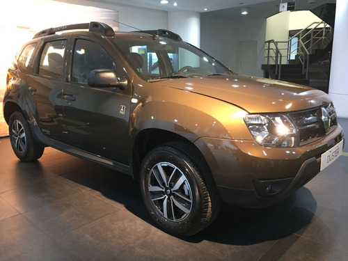renault duster 2.0 ph2 4x4 dakar  stock 2018  ml