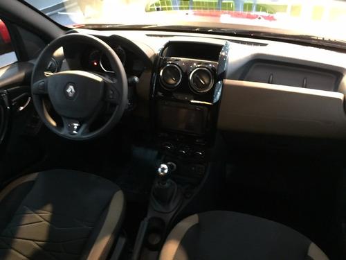 renault duster 2.0 privilege 4x2 anticipo cuota fija auto jl