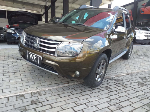 renault duster 2.0 tech road 4x2 16v flex 4p manual