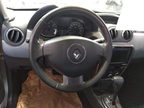 renault duster 2.0 tech road ii 4x2 16v flex 4p automático